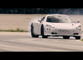 McLaren Second Generation Super Series