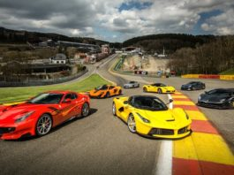 spa francorchamps track day