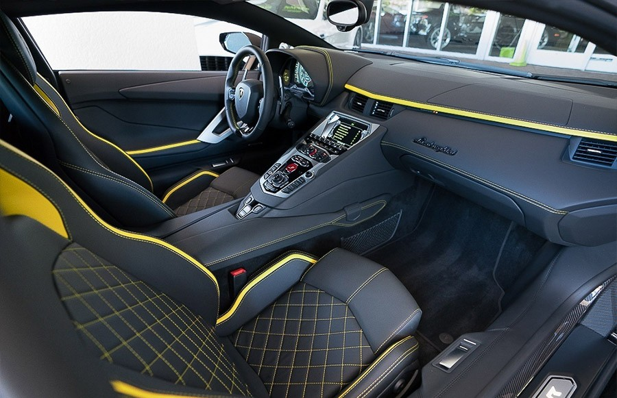 2018 Lamborghini Aventador Lp 740 4 S The Speed Journal