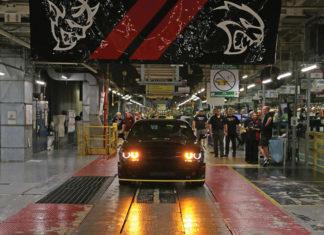 Last Dodge Challenger SRT Demon