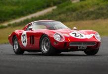 1962 Ferrari 250 GTO RM Sotheby's Monterey Auction