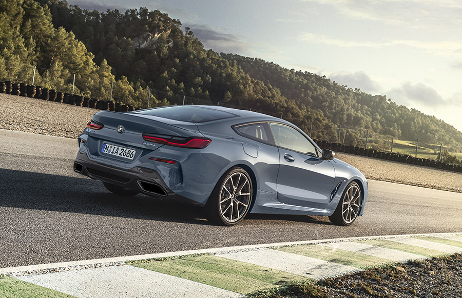 2019 BMW 8 Series Coupe: The Return of the Iconic BMW 8 ...