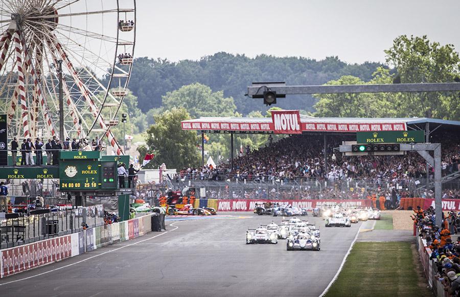 2018 24 Hours of Le Mans Preparations