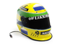 Bonhams Goodwood Festival of Speed Sale Senna Helmet
