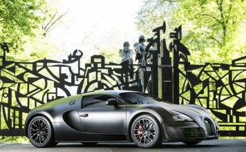 Bonhams Goodwood Festival of Speed Sale Bugatti Veyron