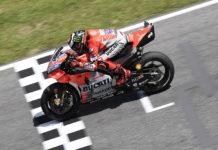 Ducati Rider Jorge Lorenzo Wins Italian 2018 GP