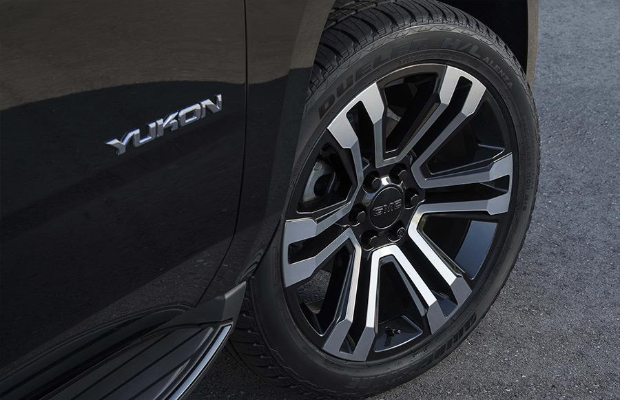 GMC Yukon Graphite Edition