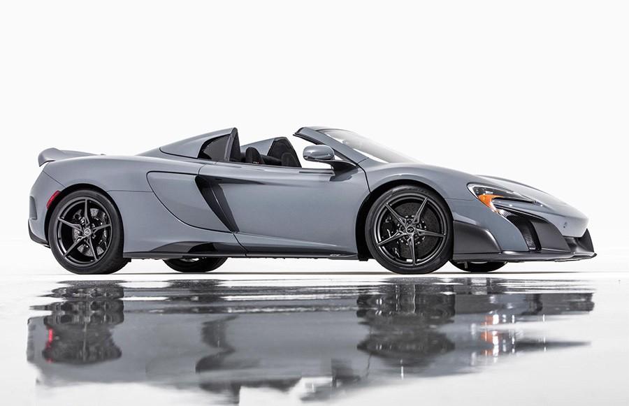 2016 McLaren 675 LT for sale