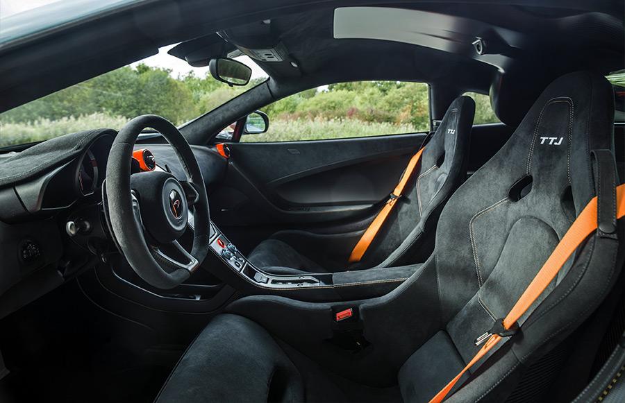 McLaren F1 GTR Longtail Bespoke 675LT