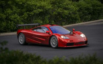 RM Sothebys Private Sales 1998 McLaren F1 LM-Specification