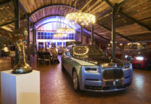 Rolls Royce Cars and Cognac
