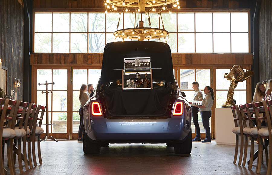 Rolls Royce Cars and Cognac