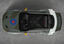 Vaughn Gittin Jr Ford Eagle Squadron Mustang GT