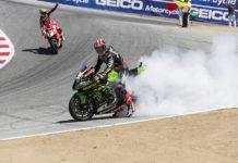 World Superbike Weathertech Raceway Laguna Seca