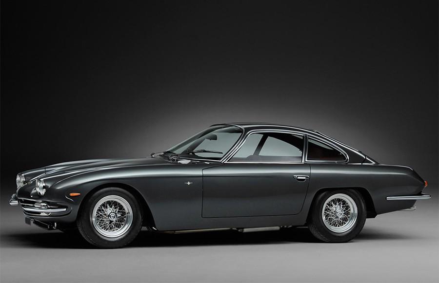 1967 Lamborghini 400 GT 2+2 RHD for sale
