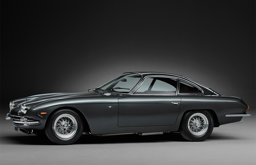 1967 Lamborghini 400 GT 2+2 RHD for sale