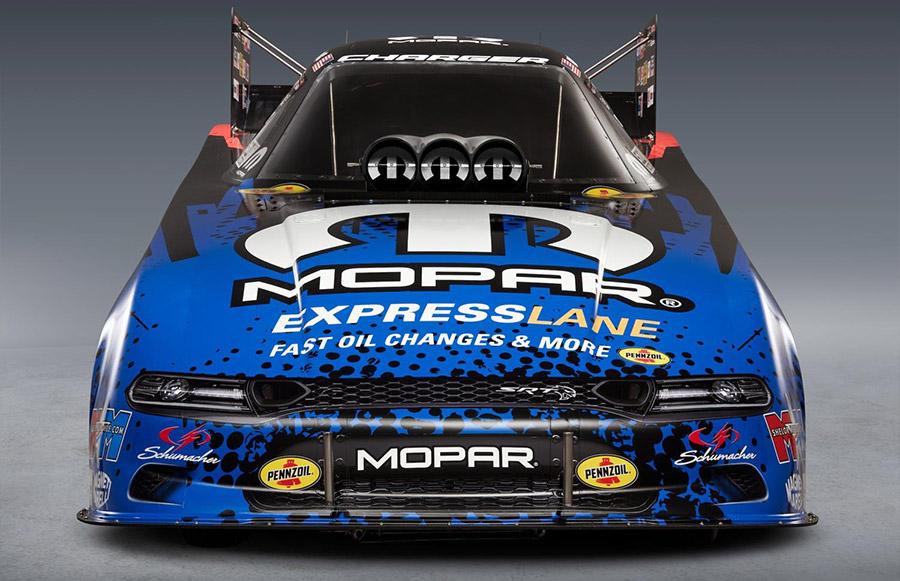 2019 Mopar Dodge Charger SRT Hellcat NHRA Funny Car