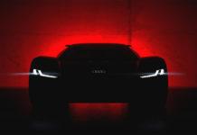 Audi PB 18 e-tron Electric Supercar Concept Pebble Beach Car Week