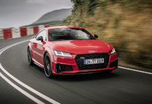 Audi TT 20 Years Limited-Edition