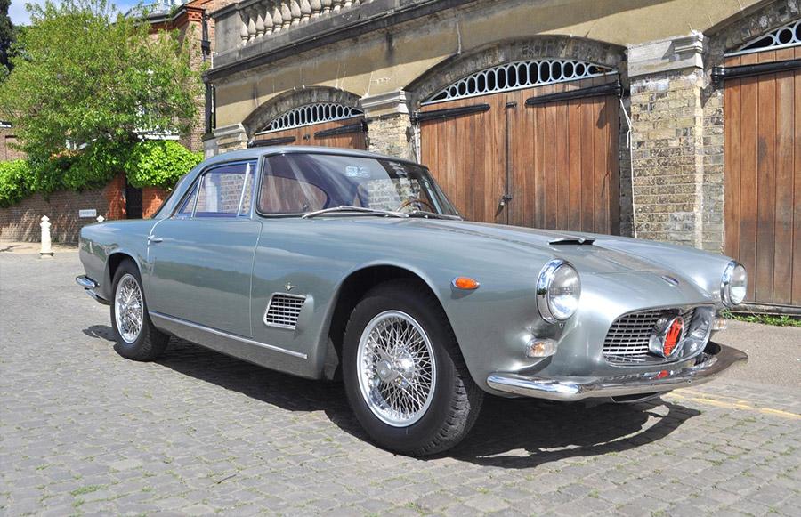 Birdcage Maserati Coys Auction