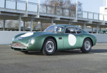Bonhams Goodwood Sale Aston Martin DBGT Zagato
