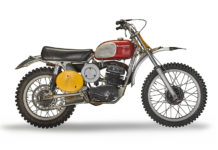 Bonhams Steve McQueen Husqvarna Birmingham Auction