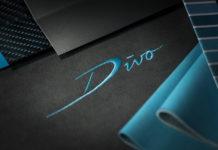 Bugatti Divo Announcement