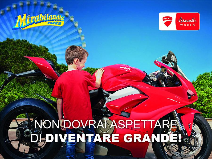 Ducati World Amusement Park Mirabilandia