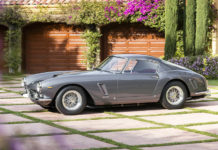 Ferrari 250 GT SWB Bonhams Quail Lodge Auction