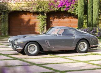 Ferrari 250 GT SWB Bonhams Quail Lodge Auction