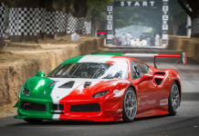 Ferrari 25th Goodwood Festival of Speed 2018