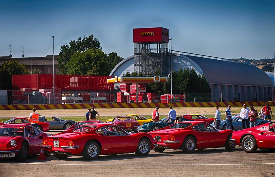 Ferrari Dino Anniversary