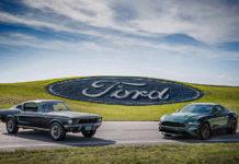 Ford Mustang Bullitt Steve McQueen Goodwood