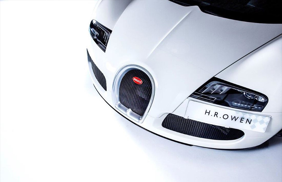 H.R. Owen Bugatti Rare Veyrons For Sale