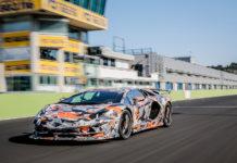 Lamborghini Aventador SVJ Sets Nürburgring Lap Record
