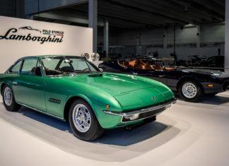 Lamborghini Espada and Islero Tour