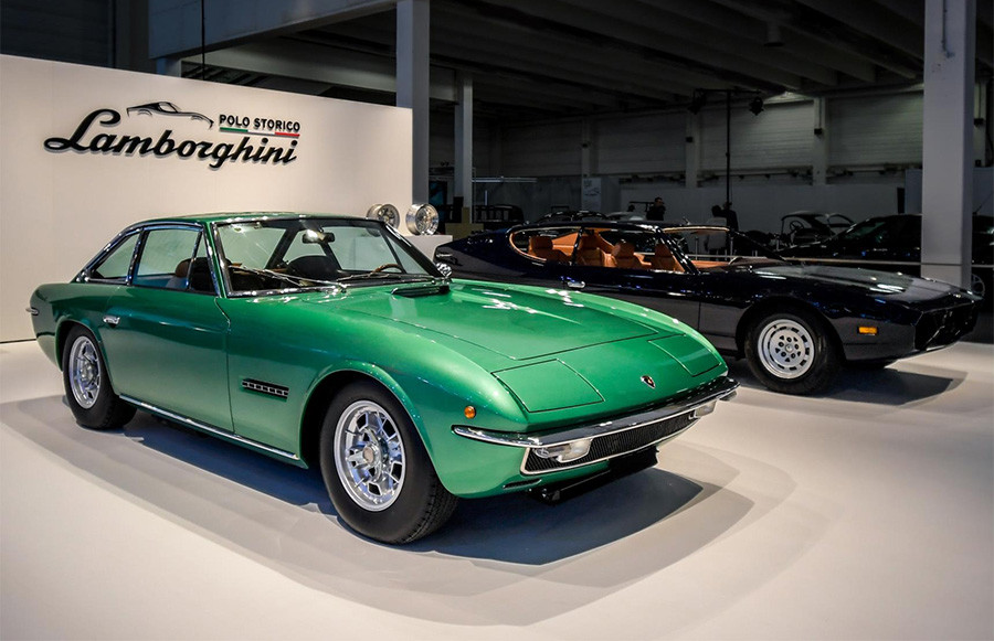 Lamborghini Espada and Islero Tour