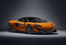 New McLaren 600LT at Goodwood Festival of Speed