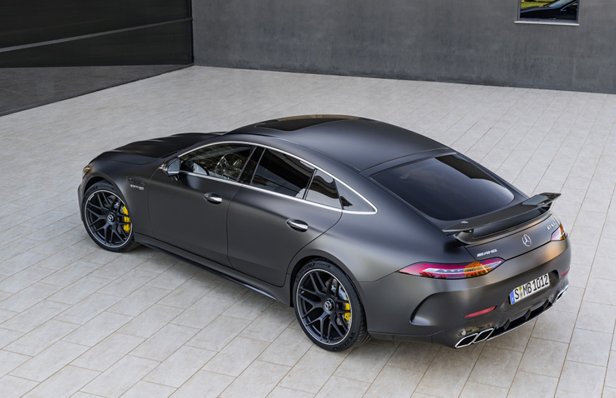 AMG GT 4-door Coupé