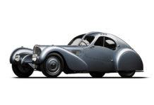 Mullin Automotive Museum Monterey Car Week
