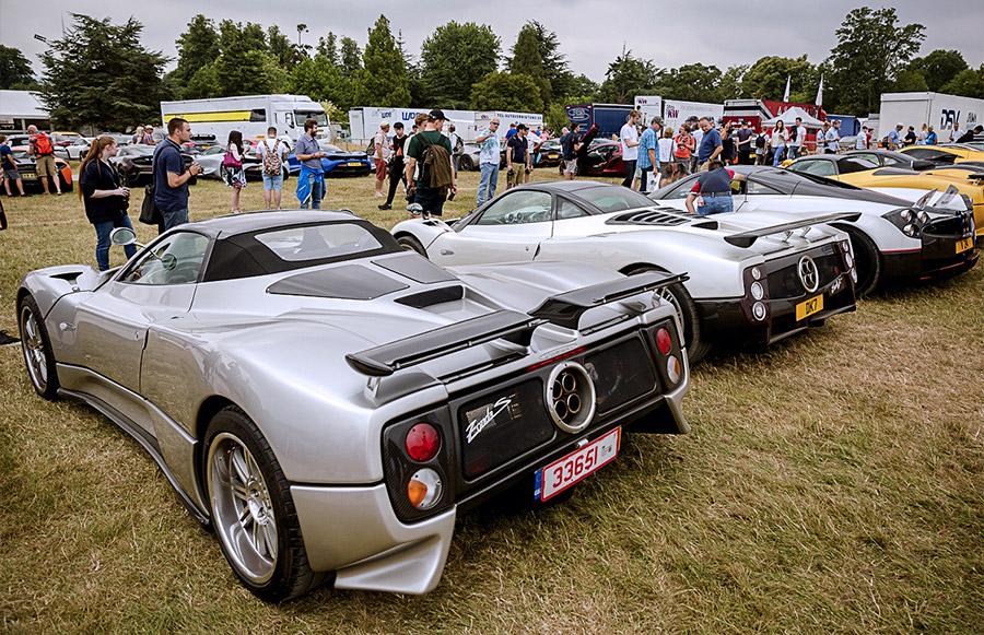 Pagani Huayra goodwood festival of speed