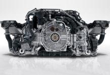 Porsche Flat Engine Tradition