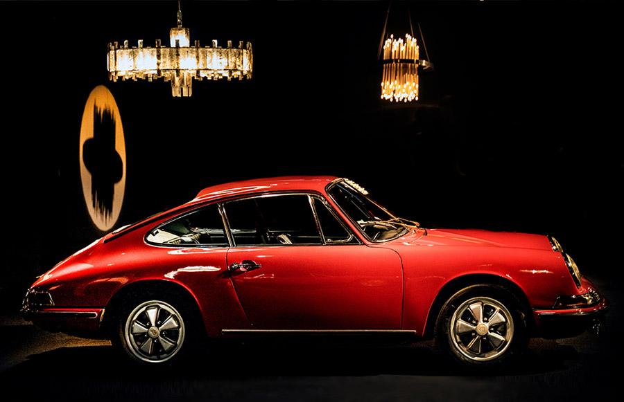 Régis Mathieu Porsche Collection
