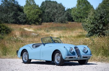 1954 Jaguar XK 120 SE Roadster