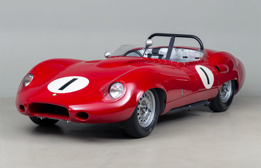1959 Lister-Chevrolet Costin Prototype for sale
