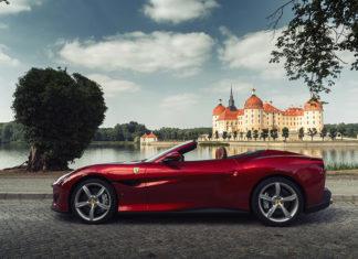 2018 Ferrari Portofino European Roadshow