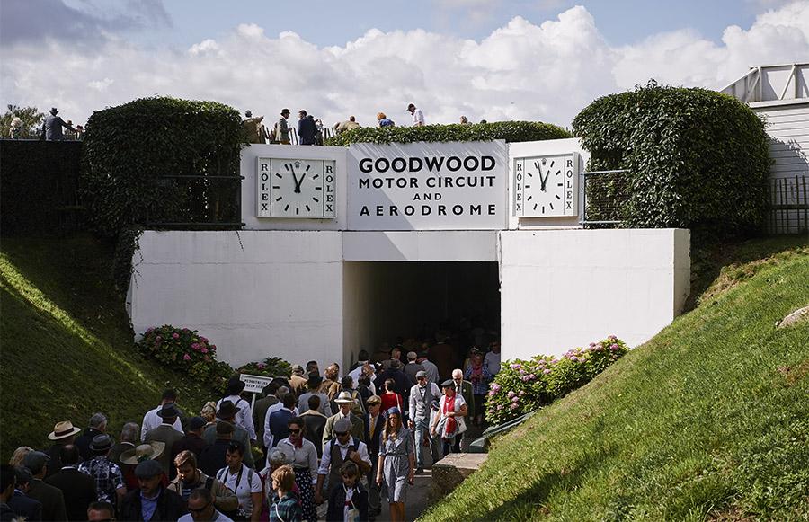 2018 Goodwood Revival Vintage Races