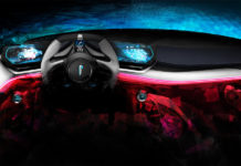 Automobili Pininfarina PF0 Electric Hypercar Interior