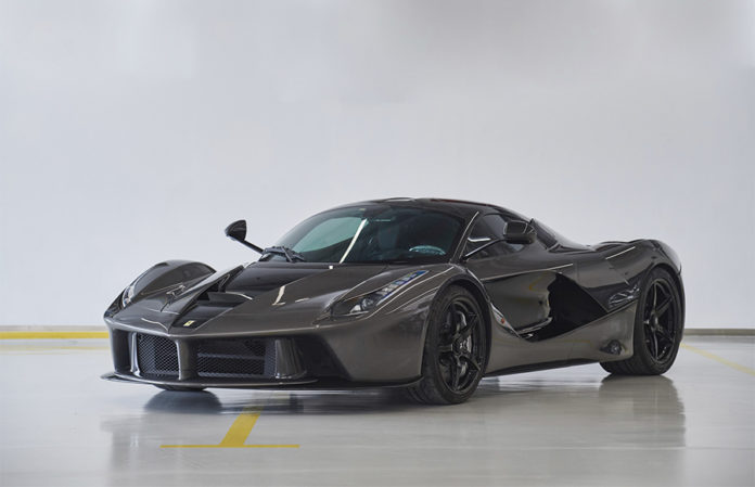 Bonhams Goodwood Revival Sale LaFerrari Coupe