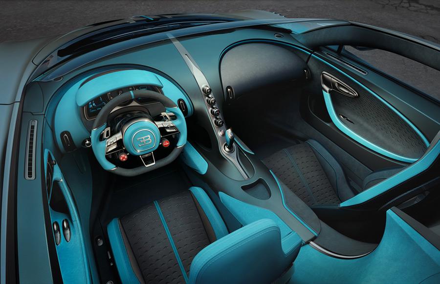 Bugatti Divo at The Quail A Motorsports Gathering